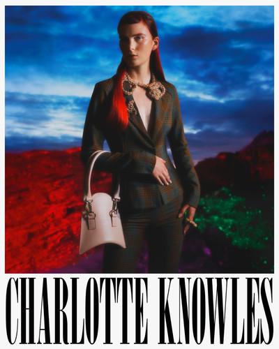 Charlotte Knowles AW19 - © Arnaud Lajeunie