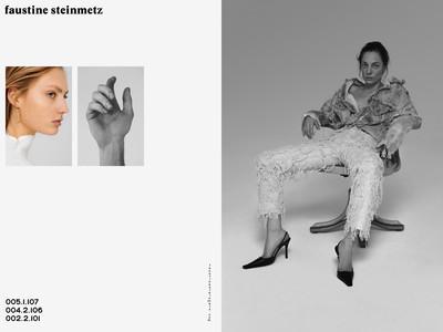 Faustine Steinmetz 006 - © Arnaud Lajeunie