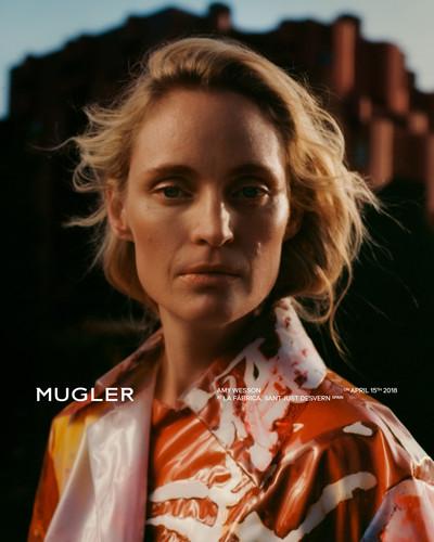 Mugler AW18 - © Arnaud Lajeunie